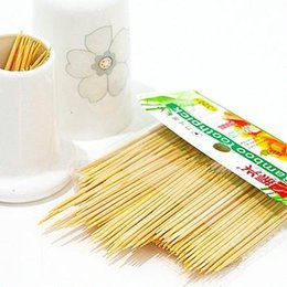 Wholesale High Quality Toothpicks - Wholesale-Revitalization of high quality bamboo toothpick portable disposable toothpick tipcat 300 derlook