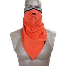 Wholesale Multifunction Headwear - Wholesale- Unisex Windproof Winter Warmer Half Face Mask Multifunction Breathable Snowboard Hood Balaclavas Hats Scarf Bandana Headwear