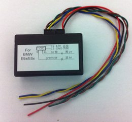 Wholesale Cic Emulator - Wholesale-2014 New for BMW CIC Retrofit Adapter Emulator Video In Motion Nav Voice Control Activation Support E9X E6X
