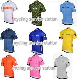 Wholesale Mens Mountain - Wholesale-new strava cycling Jersey mountain bike clothing summer mens cycling vest bib shorts bicycle jacket maillot ciclismo