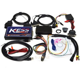 Wholesale Ecu Tuning Tools - Newest KESS V2 OBD2 Manager Tuning Kit FW 4.036 Software V2.30 Auto ECU Programmer Chip Tuning Tool