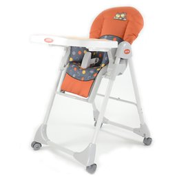 Wholesale Baby Wood Chair - Self-use children's table chair plastic seat baby chair baby chair portable