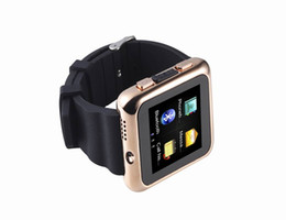 Wholesale Video Call Android Phone - New arrival Bluetooth Bracelet Smart watch HD camera One click video GSM quad-band mobile phone with Alarm clock, clock, calendar