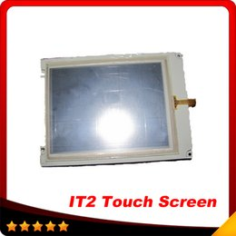 Wholesale Display Touch Screen Tester - High Quality Touch Screen For Toyota Intelligent Denso Tester II IT2 Display DHL Free Shipping