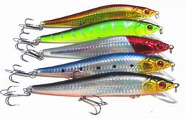 Canada 14cm / 23g Grands appâts pour la pêche Appâts bioniques leurres pour la pêche Appâts pour la pêche Attraits pour la pêche Attraits pour la pêche dans le lac Minnow Crochets poissons en eau de mer Offre
