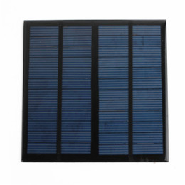 Wholesale 12v Module Solar Panel - New Hot sale Solar Panel Module for Light Battery Cell Phone Charger Portable 12V 3W DIY order<$18no track