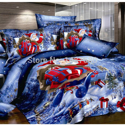 Wholesale beautiful duvet sets - Wholesale-Luxury beautiful petal Duvet cover modern king queen 3D bedding set 4PCbedclothes bed sheet sets bedding covers Free shipping 02