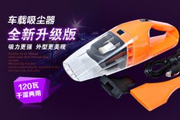 Wholesale Electric Dusters - Vehicle Mounted Electric Duster Car Vacuum Cleaner Automo Dirt Catcher Rechargeable Dirt Collector Machine Room Cleaning 5 meters to 100w
