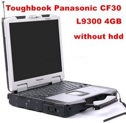 Wholesale Star 4g - Lowest Price 2017.12 Toughbook Panasonic CF30 4G laptop with DTS Monaco8+Vediamo+Xentry+DAS+EPC installed HDD for MB Star C4
