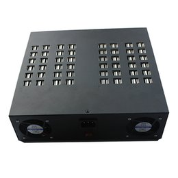Wholesale Tab Uk - Universal 96 Ports 600W 120A Tab Phone Charging Station USB Charger with US EU UK SAA Plug