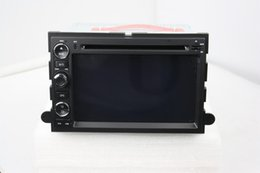 """Wholesale Cheap Dvd Stereos For Car - Cheap 7"""" LCD-TFT touch screen special car DVD player for FORD Fusion Explorer F150 Edge Expedition (2006-2009)"""