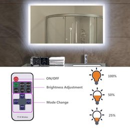 Wholesale Vanity Wall Mirror Lights - 2018 Hot Sale Makeup Mirror Light, 10FT 60LED Mirror with Remote and Dimmer Switch Vanity Light Kit,DIY Cosmetic Hollywood Make Up Mirror