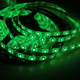 Canada 5m 300LED 3528 SMD imperméable lumière 12V souple 60LED / m bande de LED, blanc / blanc chaud / bleu / vert / rouge / jaune Offre