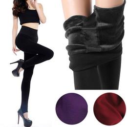 Wholesale Pants Render Warm Winter - Women Leggings Render Pants Winter Warm Slim Super Elastic