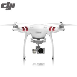 Wholesale Rc Fpv Gimbal - 100% Original Dji Phantom 3 Standard High Quality FPV Camera Drone RC Helicopter with 2.7K HD Camera and 3-Axis Gimbal