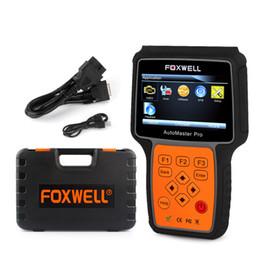 Wholesale ecu scanner - car diagnostic scanner universal Foxwell NT614 ECU ABS SRS Airbag Code Reader obd diagnostic scanner obd2 scanner autoscanner