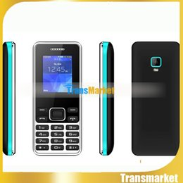 Wholesale Wholesale Old Cell Phones - 1.8Inch Cheap senior cell Phone Dual SIM Big Keyboard Loud Speaker Color Screen TFT FM Long Standby Quad Band Phone for Student,Old,B350E