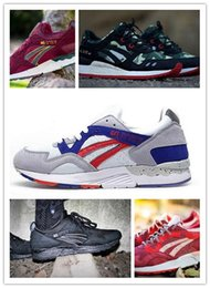 Wholesale Sport Light Sale - Free shipping 2016 hot sale top quality running shoes Gel Lyte iii V for men and women sports shoes saga .size Eur 36-44