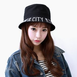 Wholesale Ny Fitted Hats Wholesale - Newest nice NY Bucket hats New York City Buckets caps Letters Baseball Caps Cap Snap Back Snapbacks Hat High Quality Mixed Order