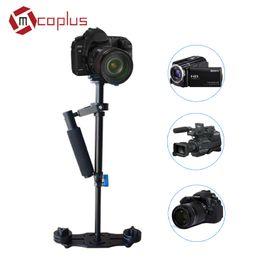 "Wholesale Dslr Handheld - Mcoplus Portable S-40 16"" 40cm Aluminium Handheld Stabilizer Steadicam steadycam with 1 4"" Screw for Video DV Camcorder & DSLR"