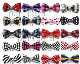 Wholesale Iron Ties - Unisex Neck Bowtie Bow Tie Adjustable Bow Tie high quality metal adjustment buckles multi-style free shipping
