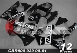Wholesale Honda Cbr929rr - Fairing For HONDA CBR929RR CBR900RR CBR929 CBR900 00 01 2000 2001 ABS fa9129