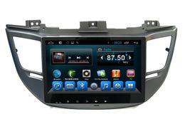 Wholesale Dvd Player Car Stereo Hyundai - In Dash Car DVD GPS Navigation System for Hyundai Ix35 2015 Android Auto DVD Players Wifi TV BT Radio Big Screen