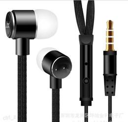 Mic Ile metal Shoelace Kulaklık 6 Renkler kulak Kulaklık Kulaklık LG Samsung iphone 6 6 s artı MP3 MP4 nereden