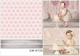 5X7FT fantaisie fleur fleurs peinture toile de fond pour bébé photographie studio fond mousseline numérique arrière-plans imprimé sur ordinateur ? partir de fabricateur