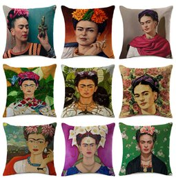 frida kahlo art en ligne promotion frida kahlo art sur. Black Bedroom Furniture Sets. Home Design Ideas