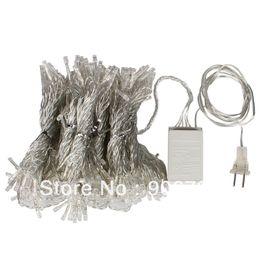 Wholesale Christmas Light Curtain Price - Wholesale-Low Price 110v Outdoor Christmas String Fairy Wedding 300LEDs Curtain Light 3Mx3M