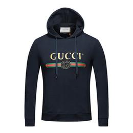 Wholesale Top Designed Hoodies Jackets - New Fashion Couples Men Women Unisex Customized Design 3D Letter Print Hoodies Sweater Sweatshirt Jacket Pullover Top
