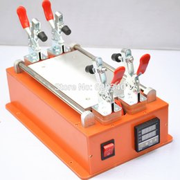 Wholesale Touch Screen Glass Separator Machine - 110 220V Mobile phone Touch Glass Screen Repair Kit lcd separator machine lcd screen separator Free shipping order<$18no track