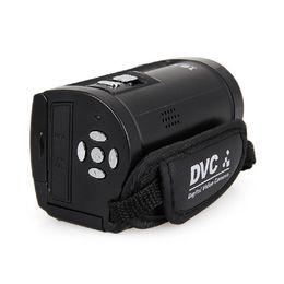 Wholesale Digital Formats - HDV-302P 3.0 Inch LCD Screen HD 1080P 24MP 16X Digital Zoom Anti-shake Digital Video DV Camera Camcorder