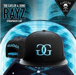 Wholesale Men S Black Baseball Caps - 2015 fashion Cayler Sons Gamma C&S Baseball Cap Last Kings Snapback Hats Black HBA Supremec,Cheap snapbacks baseball caps,hats street cap