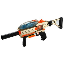Wholesale Play Toy Gun - Electric Water Gun Plastic Soft Bullets Guns Kids Interactive Toy Water Bullet Bursts Gun Assault Sniper Weapon Outdoors Toys
