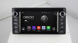 "Wholesale Corolla Radio Bluetooth - Universal 4-Core Android 4.4 HD 2 din 6.2"" Car DVD Player for toyota RAV4 Corolla Hilux Vios Terios Fortuner Prado Land Cruiser Avanza"