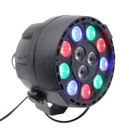 Yüksek kalite 12 led par sahne ışık 36 W LED RGBW DMX 512 7CH Rüya renk Geniş kullanım: Kulübü Dj gösterisi için Ev partisi Balo Bantları nereden balo salonu aydınlatması tedarikçiler