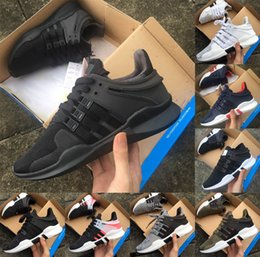 Wholesale Elastic Support - 2017 New arrival EQT Support ADV 93 17 Boost GS men women Ultraboost sport shoes Sneakers Running Shoes casual shoes Size 36-45