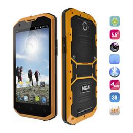 2019 мода сотовый телефон наушники No. 1 X2 X-men 4G LTE водонепроницаемый IP68 смартфон MSM8916 Quad core 5.5 Inch IPS 1GB RAM 8GB ROM 13.0 mp камера OTG GPS Dual sim 3G сотовый телефон