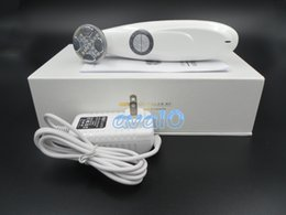 Wholesale Electroporation Device - Handhold 5 in 1 Electroporation RF LED EMS beauty Device For Skin Rejuvenation Nutriention Absorption Wrinkle Remove
