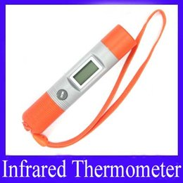 Wholesale Free Style Range - Mini digital pen style infrared thermometer DT8230 range -50~+230C MOQ=1 free shipping