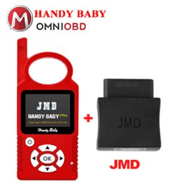 Wholesale Peugeot Transponder Chip Key - Handy Baby CBAY Hand-held with JMD Assistant Car Key Copy Transponder Key Programmer for 4D 46 48 Chip CBAY Programmer