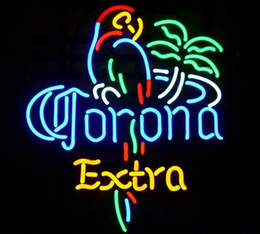 Wholesale Bar Signs Corona - New Corona Extra Neon Beer Sign Led light C184
