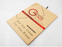 Argentina Cusomized DIY personalizado hecho Logo Design Embalaje de papel duro universal Paquete de caja de papel para iPhone y iPad Vidrio templado 157 * 90 (mm) Suministro