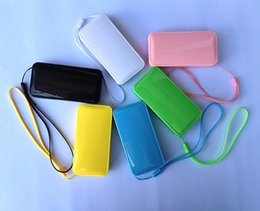 Wholesale Iphone 4s External Charger - 6pcs lot 5600mAh Power Bank with LED Torch Function External Charger Mini Portable Charger for Xiaomi iPhone 4s 5s 6 6plus Samsung GalaxyS4