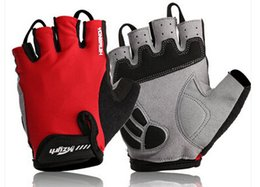 Wholesale Needs Bicycle - Wholesale-Need ride gloves bicycle semi-finger mountain bike sports shock absorption