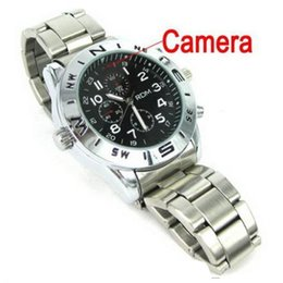 Wholesale 8g Watch Dvr - 8GB Spy Wrist DV Watch Video recorder 1280*960 Hidden Camera mini DVR DV watch Waterproof Camcorder