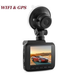 "Wholesale Car Dvr Best - Best hidden Car Dash Cam with WIFI&GPS HD2160P Dash Board Camera 2.4"" LCD Night Vision,Car Dvr 150 wide,G-Sensor Loop Recording"