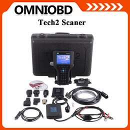 Wholesale Holden Tools - High Quality iagnostic Tool Forgm tech 2 (ForGM,OPEL,SAAB ISUZU,SUZUKI HOLDEN) scanner support all GM systems 1992 tech2